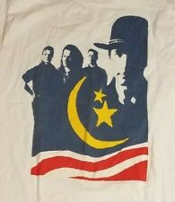 1989 Authentic Vintage U2 Concert T Shirt