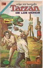 Tarzan De Los Monos #430 1975 Color Mexico Spanish Lang NM