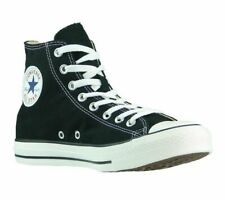 Converse Chuck Taylor All Star Hi Top Size Mens 13/ Womens 15 - Black/White
