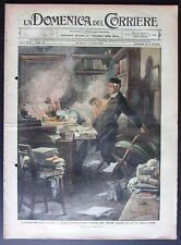 1914 MORTE MERCALLI emigrazione Brasile CALMETTE FIGARO Rivalta ISOLA ARIANO