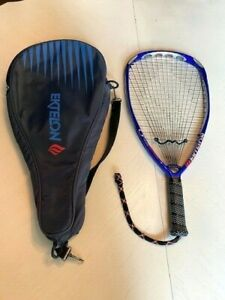 Ektelon O3 Blue Racquetball Racquet power level 3200-3400