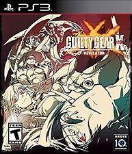 Guilty Gear Xrd: Revelator (Sony PlayStation 3, 2016)
