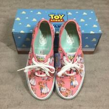 VANS Authentic Disney Toy Story Bo Peep & Woody Size US Men 5.5 Women 7