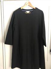 Boden Ottoman Dress 14R - Black - Worn Once