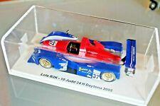 Spark Modell 1:43 Lola B2K 24H Daytona 2002 Field Durand Sunterland Schachtel
