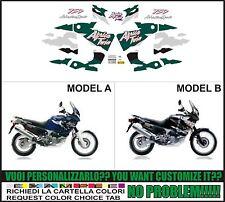 kit adesivi stickers compatibili xrv 750 africa twin rd 07 1999