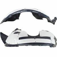 New Set of 2 Pair Front LH & RH Side Fender Splash Shield Fits Ford Explorer