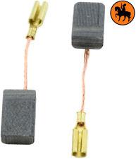 NUEVOS Escobillas de Carbón BOSCH PMS 400 PE Serrucho - 5x8x12.5mm