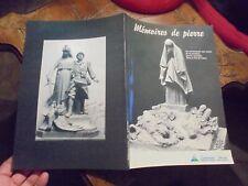 Mémoires de Pierres Monuments aux Morts 14.18 dans le Pas de Calais