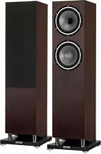 Tannoy Revolution XT 8F Speakers (Pair) - Dark Walnut - New