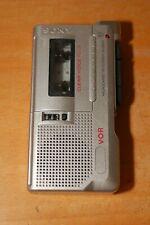 Sony M-560V Handheld Cassette Voice Recorder For repairs