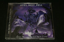 The Wizard's Chosen Few by Axel Rudi Pell rare 2 cd promo htf oop