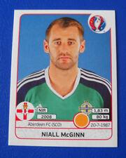 FIGURINA PANINI EURO FRANCE 2016 N.336 - McGINN - N. IRELAND