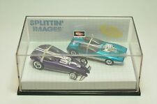 HOT WHEELS Limited Edition SPLITTIN' IMAGES 2 CAR SET