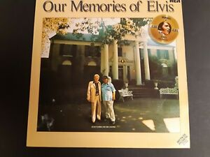 Elvis Presley - Our Memories Of Elvis - LP 1979 -'