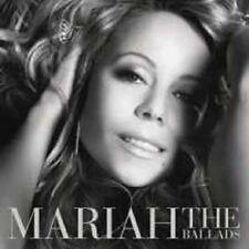 "MARIAH CAREY ""THE BALLADS"" CD NEW"