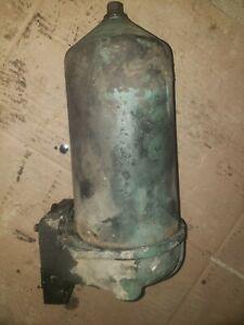 Detroit 53 Series Oil Filter Housing