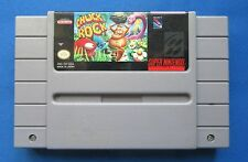 ★☆☆ Super Nintendo | SNES ☆ Chuck Rock - (NTSC) ☆ Cart Only ☆☆★