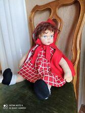 bambola Cappuccetto Rosso Anili