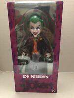 The Joker Living Dead Doll DC Classic MEZCO Toyz New In Box (10 Inches Tall)