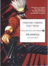 Akumetsu (Il giustiziere) di Yoshiaki Tabata, Yuki Yogo