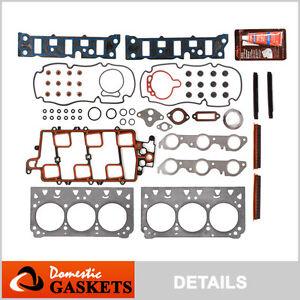 Fit 97-05 Chevrolet Buick Oldsmobile Pontiac 3.8L OHV 2nd Design Head Gasket Set
