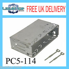 KENWOOD SINGLE DIN RADIO STEREO FITTING CAGE HEADUNIT MOUNTING REPLACEME CAR