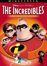 The Incredibles (2004, Widescreen Two-Disc Collector's Edition)