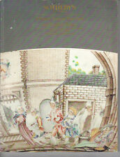 SOTHEBY'S CHINESE EXPORT PORCELAIN ENGLISH POTTERY WEDGWOOD Trabue Coll Catalog