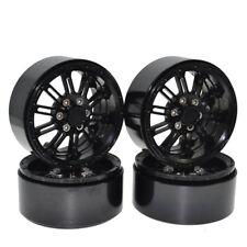 1/10 RC Crawler 2.2 inch  Aluminum alloy Beadlock Wheel Rims for Axial Rock