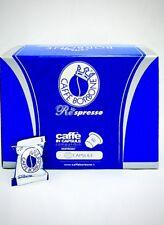 Caffe Borbone blue - Nespresso kompatibel 100 Kapseln - Caffe Kapseln Borbone