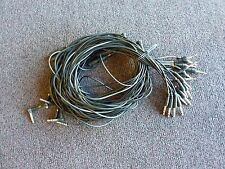 Roland MDS20/ Roland MDS-20 V Drums Rack Snake Cords/ Wiring / Stereo