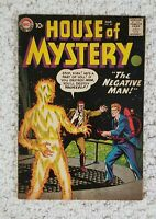 """1959 DC Comics, House of Mystery No. 84, VG/Fine Condition, """"The Negative Man"""""""