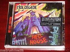holosade : HELL HOUSE EDITION DELUXE CD 2015 CHANSONS Extras hellhouse effet