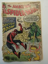 The Amazing Spider-Man #5 (October 1963) POOR condition