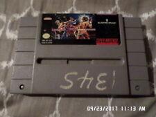 Best of the Best: Championship Karate (Super Nintendo) SNES Game