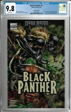 Black Panther # 1 CGC 9.8 WP Variant Cover, 1st Shuri as Black Panther