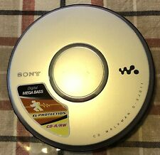 Sony DEJ011 CD-R/RW Walkman Portable CD Player