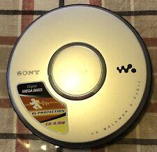 Sony DEJ011 CD-R/RW Walkman Portable CD Player