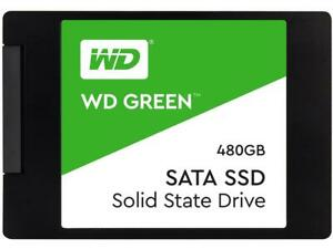"WD Green WDS480G2G0A 480GB 2.5"" Internal Solid State Drive - SATA"