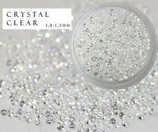 Swarovski Crystal Pixie 3D Nail art Micro Zircon Mini Rhinestones crystals charm