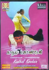 KADHAL KONDAIN  TAMIL MOVIE (2003) DVD HIGH QUALITY PICTURE & SOUNDS MADE IN UK