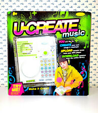 Radica U-Create Music DJ Station Beat Box Drum Machine (Mac & PC) New Sealed