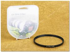 Clear UV 82mm Slim Filter Canon Nikon Contax Sigma 16-35 24-70 24-85
