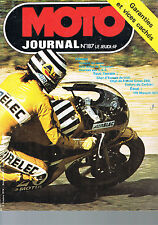 ▬► Moto Journal 187 (1974) Essais 175 Monark I.S.D.T_Coupe Salon Montléry