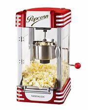 """Nostalgia 50'S Style Retro Design ! 10 Cup Kettle Popcorn Maker 18"""" X 12"""""""