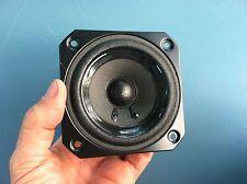 New listing Aiwa Sx-R1700 Speaker System woofer 8ohm, 75W max. #22