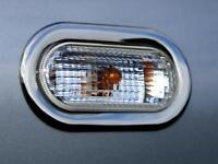 2010+ Chrome Rear Door Handle Cover Tailgate Trim To Fit Volkswagen Amarok