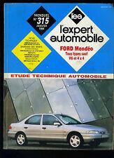 (114B) REVUE TECHNIQUE EXPERT AUTOMOBILE FORD MONDÉO