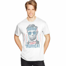 Hanes Men's Graphic Tee - Americana Collection America Large